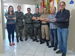 ACIM Barra de Ibiraquera fortalece parcerias para combate a crimes ambientais