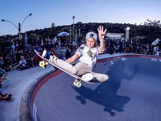 Imbitubense disputa 1ª etapa do estadual de skate em Florianópolis