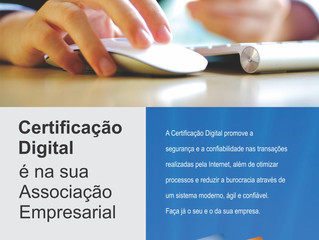 Certificado Digital será obrigatório para empresas com mais de três funcionários