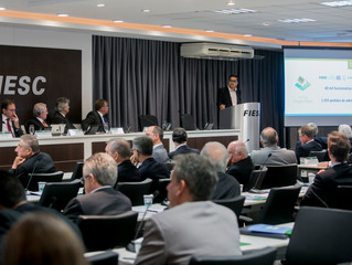 Energia solar autofinanciável para a indústria catarinense
