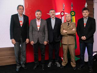 ACIM participa de debate sobre segurança pública com líderes empresariais