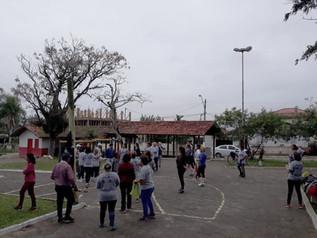 Praça Pública: Revitalização prevista para o bairro de Vila Nova
