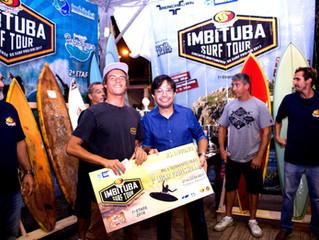 Imbituba Surf Tour 2018: ótimas performances e muito camarão