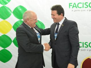 Jonny Zulauf é eleito presidente da FACISC