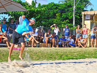 Praia do Rosa será palco do Circuito Match Open de Beach Tennis
