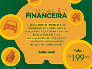 Facisc lança curso de educação financeira