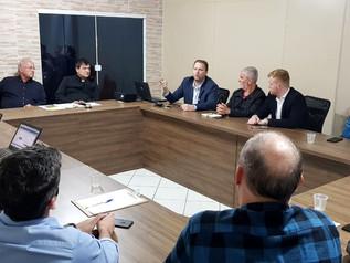 ACIM conhece projetos da Weber Empreendimentos para Imbituba