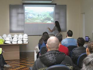 Porto de Imbituba realiza visita para a comunidade