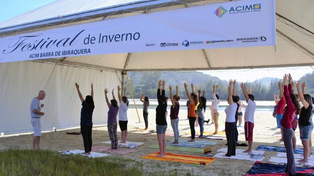 Barra de Ibiraquera tem Festival de Inverno neste final de semana