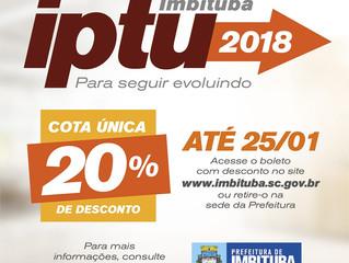 IPTU com 10% de desconto é prorrogado até o dia 10 de julho