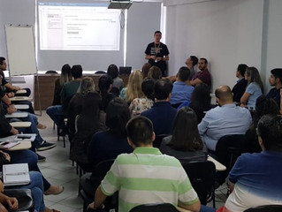 Empresários participam de treinamento sobre Protocolo Digital