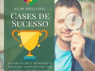 ACIM busca cases de sucesso e inovação