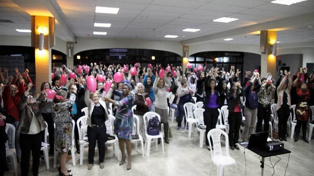 ACIM Mulher rezaliza evento no Outubro Rosa