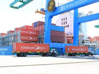 Rumo ao oriente: 1ª escala do Porto de Imbituba para a Ásia inicia dia 5/9
