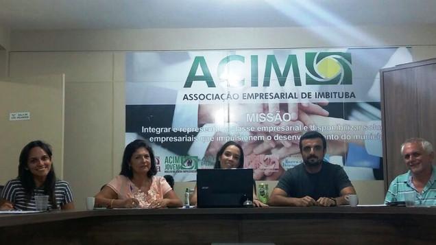 Empresários de Imbituba organizam missão empresarial a Paranaguá