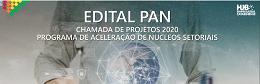 Núcleos setoriais tem mais duas semanas para inscrições no Programa de Aceleração de Núcleos (PAN)