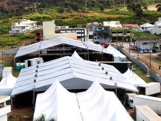 Festival Nacional do Camarão espera receber mais de 40 mil pessoas