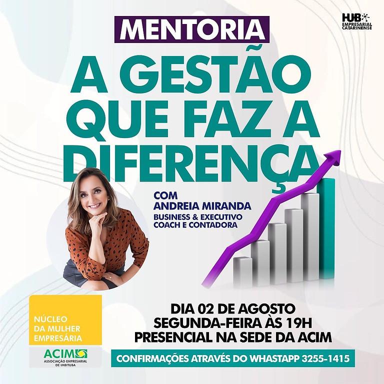 Mentoria: A gestão que faz a diferença