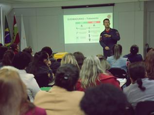 Curso de formação continuada discute a atualização da Proposta Curricular de Imbituba