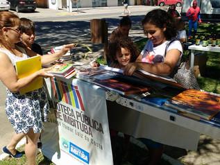 Biblioteca Pública realiza troca-troca de livros
