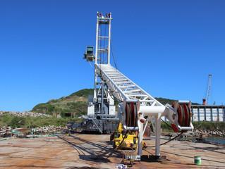Novo guindaste da OPL chega ao Porto de Imbituba