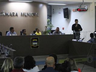 ACIM apresenta campanha Imbituba do Futurona Câmara de Vereadores