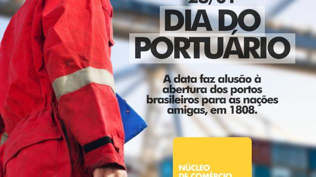 28 de Janeiro - Dia do Portuário