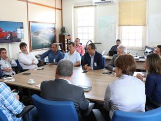 ACIM participa de reunião para viabilizar atracação de navios de cruzeiros