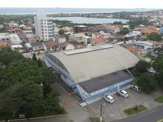 Projeto básico do novo ginásio de esportesdeverá ser entregue em maio