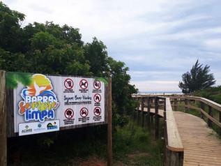 Barra de Ibiraquera já recebe ações de compensação ambiental