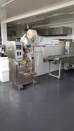 Sauce Packaging Machine