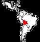 carte amerique latine
