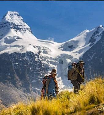 cordillere Royale en Bolivie