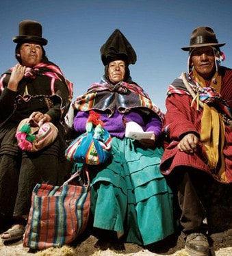 les Aymaras en Bolivie