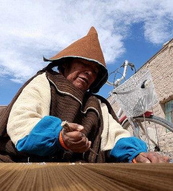 tourisme communautaire Altiplano Bolivie