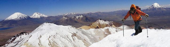 Volcan Acotango