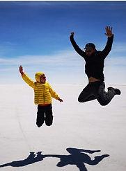 Voyager aves enfants en Bolivie