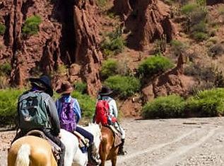 voyage cheval bolivie Chili