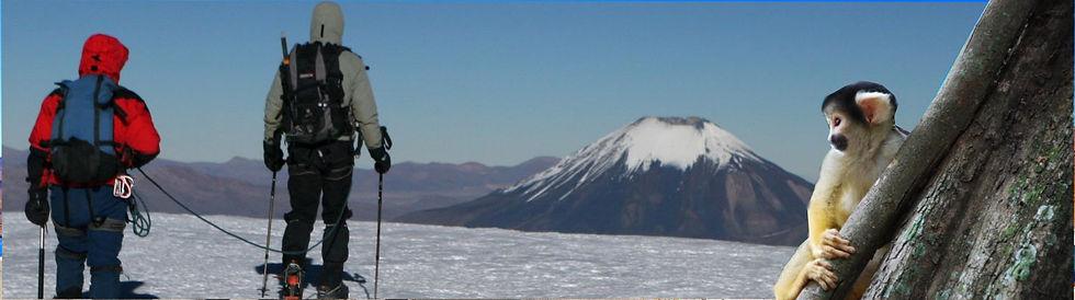 voyage trekking 6000 bolivie chili