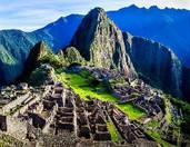 Machu Picchu et Atacama