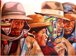 communautè lac titicaca