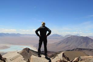 Ascension volcan Licancabur