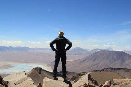 trekking du volcan tunupa salar d'uyuni
