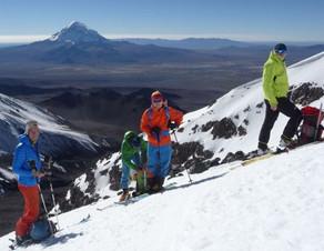 Voyage volcan Parinacota