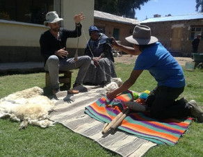 voyage solidaire bolivie communautè