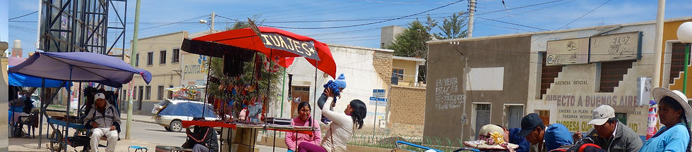 hotel à Uyuni Bolivie