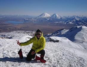 Ascension du volcan Sajama