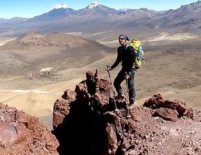 Ascension 6000 Bolivie