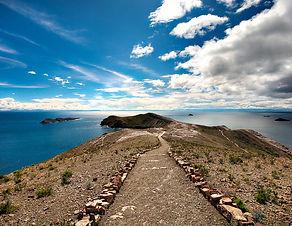 lac titicaca et tuni