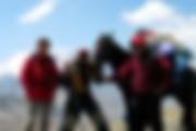 trekking Condoriri Bolivie
